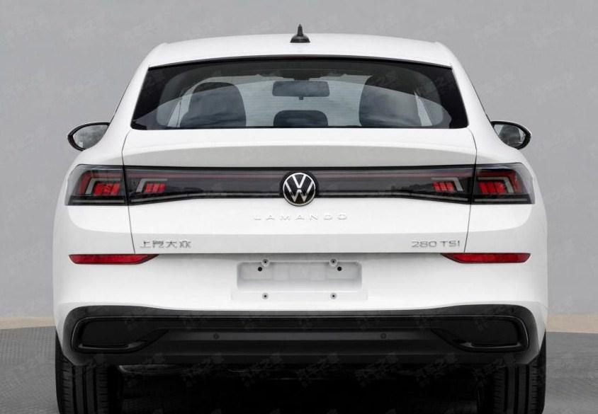 Volkswagen Lamando 2022 bị rò rỉ