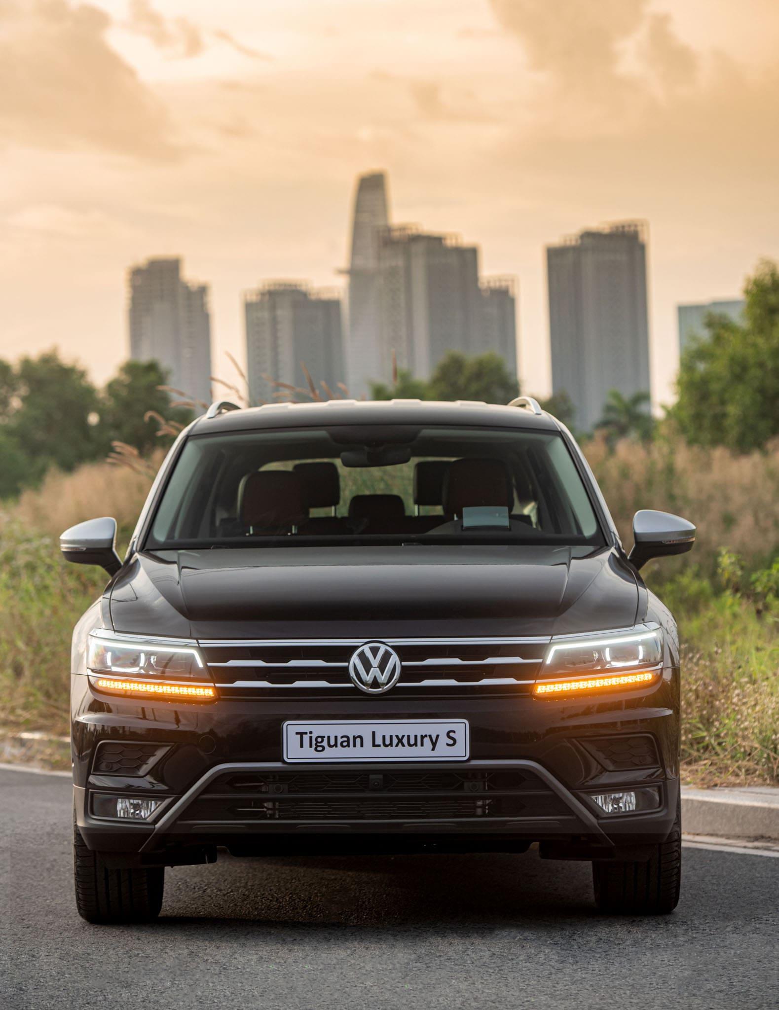 Volkswagen Tiguan Luxury S