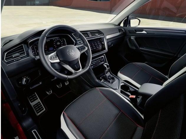Volkswagen Tiguan Urban Sport 2021 ra mắt tại Châu Âu