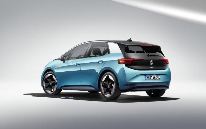 Volkswagen bật đèn xanh xây dựng ID.3